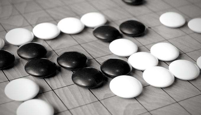 囲碁の対局