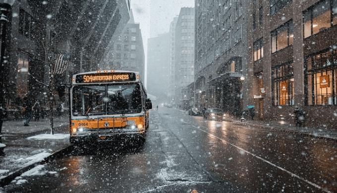 乗り合いバス