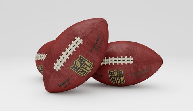 NFLのフットボール