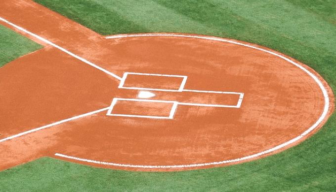 芝の野球場