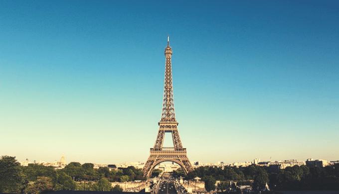 エッフェル塔の外観