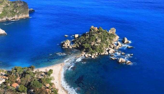 イタリアのシチリア島