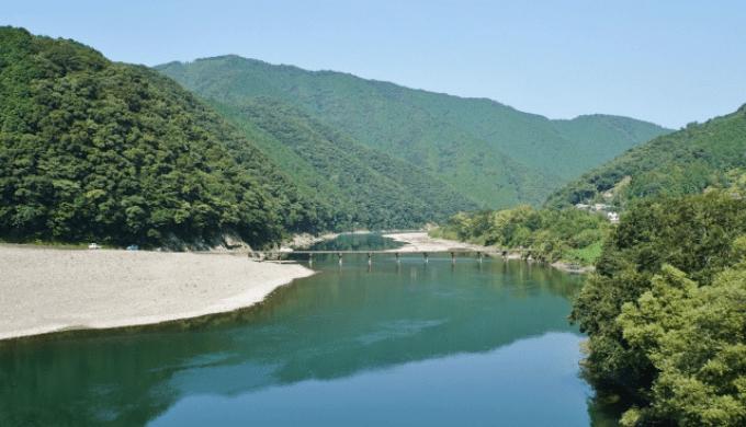 四万十川の景観