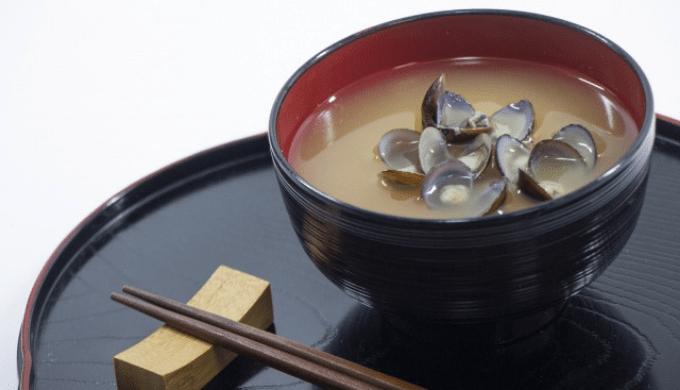 シジミの味噌汁